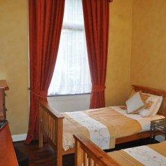 Отель Allison Executive Lets Глазго комната для гостей фото 2