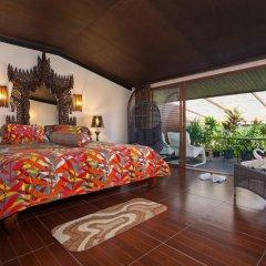 Отель Tropica Bungalow Resort 3* Люкс с различными типами кроватей фото 5