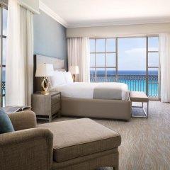Отель The Ritz-Carlton Cancun 5* Стандартный номер с различными типами кроватей фото 3