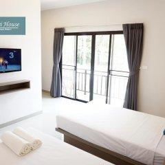 Отель Pensiri House 3* Улучшенный номер с 2 отдельными кроватями фото 5