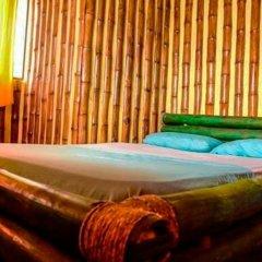 Guacamayo Hostel Pueblo Номер Делюкс с различными типами кроватей