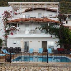 Paradise Villas 2* Вилла с различными типами кроватей фото 25