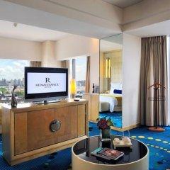 Renaissance Shanghai Yu Garden Hotel 4* Люкс с различными типами кроватей фото 4