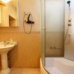 Гостиница Life на Белорусской ванная