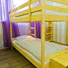 Hostel Tsentralny Кровать в женском общем номере с двухъярусной кроватью фото 8