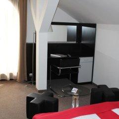 Отель Timpa Apartmanház & Dr. Strecker Villa комната для гостей фото 4