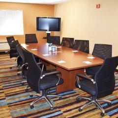 Отель Fairfield Inn & Suites by Marriott Albuquerque Airport фото 2