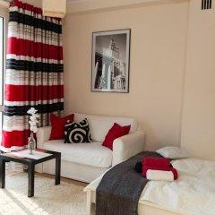Отель Warsawrent Marszalkowska Studios Студия с различными типами кроватей фото 5