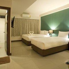 Wiz Hotel 3* Номер Делюкс с различными типами кроватей фото 3