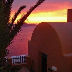 Отель Antithesis Caldera Cliff Santorini 3* Стандартный номер с различными типами кроватей фото 4