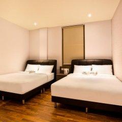 Capsule Pod Boutique Hostel Сингапур комната для гостей фото 3