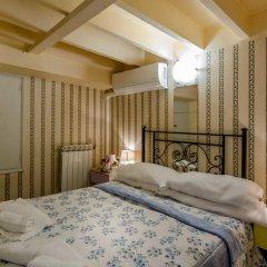 Отель Soggiorno Pitti 3* Стандартный номер с двуспальной кроватью (общая ванная комната) фото 13