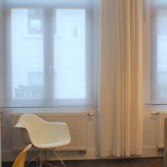 Отель BlancoooNachten Бельгия, Антверпен - отзывы, цены и фото номеров - забронировать отель BlancoooNachten онлайн комната для гостей фото 4