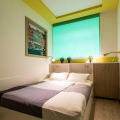 Хостел PoduShkinn Стандартный номер с разными типами кроватей фото 3