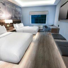 Отель Avenue США, Лос-Анджелес - отзывы, цены и фото номеров - забронировать отель Avenue онлайн комната для гостей фото 6