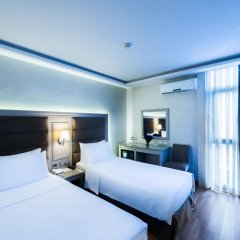 Antik Hotel Istanbul 4* Стандартный номер с двуспальной кроватью