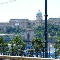 Boomerang Hostel Будапешт балкон