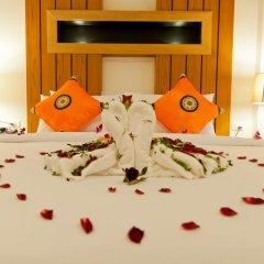 Gu Hotel 3* Стандартный номер двуспальная кровать фото 6