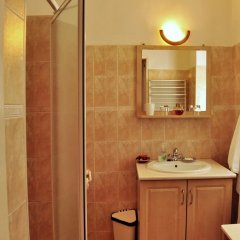 Отель Promenade Apartment Венгрия, Будапешт - отзывы, цены и фото номеров - забронировать отель Promenade Apartment онлайн ванная