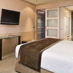 Отель Melia Madrid Princesa 5* Номер Делюкс фото 2