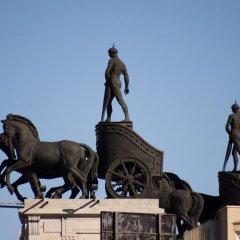 Отель MADRISOL Мадрид приотельная территория