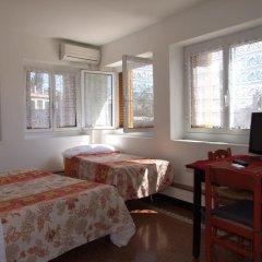 Отель Albergo Caffaro Стандартный номер с различными типами кроватей