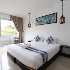Отель The Nest Resort 3* Номер Делюкс двуспальная кровать фото 2