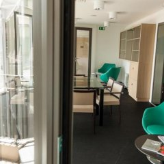 Jala All Suites Hotel балкон