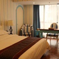 Отель Shi Ji Huan Dao 4* Стандартный номер фото 8