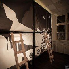 Copenhagen Backpackers Hostel Кровать в общем номере с двухъярусной кроватью фото 9