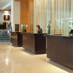 Отель Amara Singapore интерьер отеля