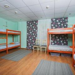 Хостел Кенгуру Кровать в общем номере с двухъярусными кроватями фото 6