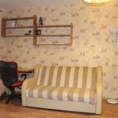 Гостиница Next to Molodezhnaya subway комната для гостей фото 3