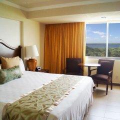 Отель Royal Solaris Cancun - Все включено 5* Номер Делюкс разные типы кроватей фото 5