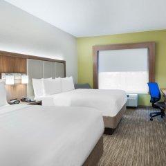 Отель Country Inn & Suites Columbus Airport-East 3* Стандартный номер с различными типами кроватей