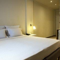 Отель Piraeus Dream 2* Стандартный номер с двуспальной кроватью фото 2