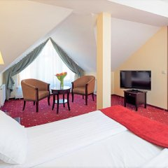Rixwell Old Riga Palace Hotel 4* Стандартный семейный номер с двуспальной кроватью фото 3