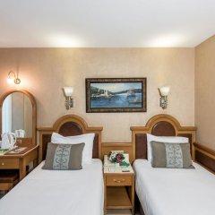 Zagreb Hotel 4* Стандартный номер с различными типами кроватей фото 12