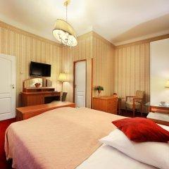 Hotel Salvator 3* Стандартный номер с различными типами кроватей фото 2