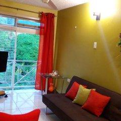 Отель Hylton New Kingston Апартаменты с различными типами кроватей фото 18