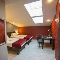 Гостиница Резиденция Дашковой 3* Стандартный номер с двуспальной кроватью фото 3