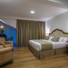 Отель Suite Home Sardinero 3* Люкс повышенной комфортности с различными типами кроватей
