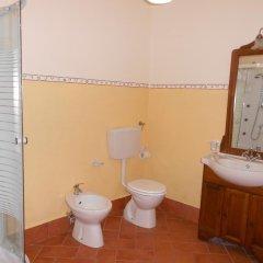 Отель Podere Buriano Ареццо ванная