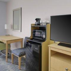Отель Hampton Inn Suites Sarasota/Bradenton Airport 2* Студия с различными типами кроватей фото 2