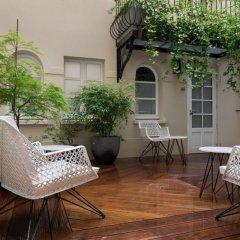 Отель MILLESIME Париж балкон
