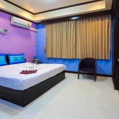 Отель The Grand Orchid Inn 2* Номер Делюкс разные типы кроватей фото 3