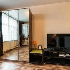 Апартаменты на Егорова Студия с различными типами кроватей