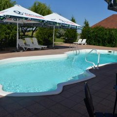Гостиница Панська Хата бассейн фото 4