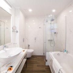 Отель Thassos Grand Resort ванная фото 2