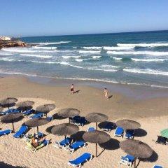 Отель Holiday Home Estaca пляж